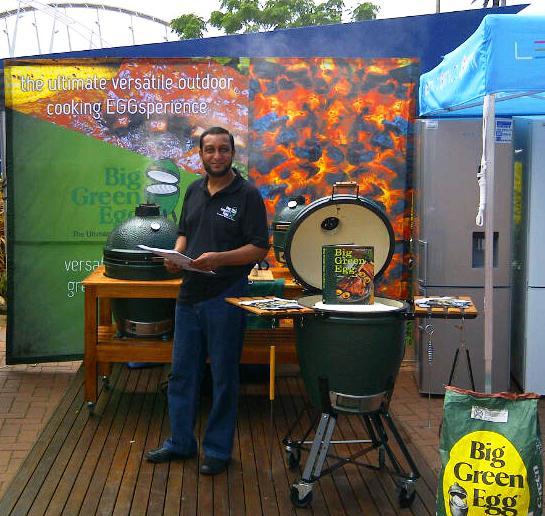 Hirschs Umhlanga Cooking Demonstration