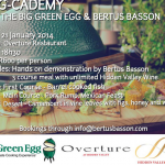 Cooking with Bertus Basson