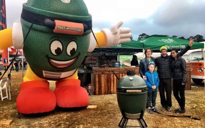 Big Green Egg Giveaway