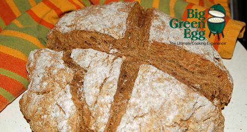 Big Green Egg Soda_Bread