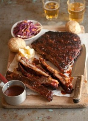 Sam Linsell's Chipotle BBQ Ribs