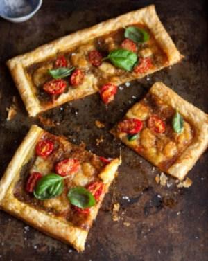 Sam Linsell's Tasty Tomato Tart