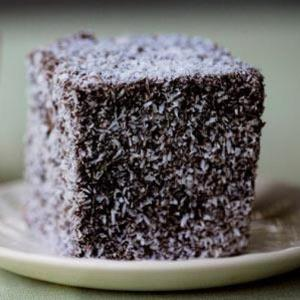 Banting Lamingtons