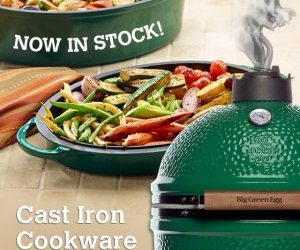 Your guide to our new Cast Iron Cookware range