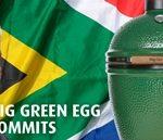 Big Green Egg Mandela Day