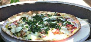 Reuben Riffel's Perfect Pizza